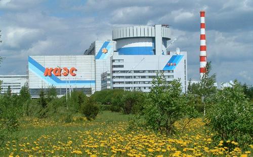 První blok Kalininské jaderné elektrárny získal desetileté prodloužení provozní licence