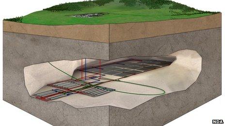 Spojené království přichází s novým přístupem při výběru lokality pro geologické úložiště