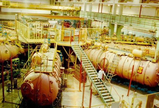 Rusové dokončili dokumentaci k vybudování největšího termojaderného komplexu na světě