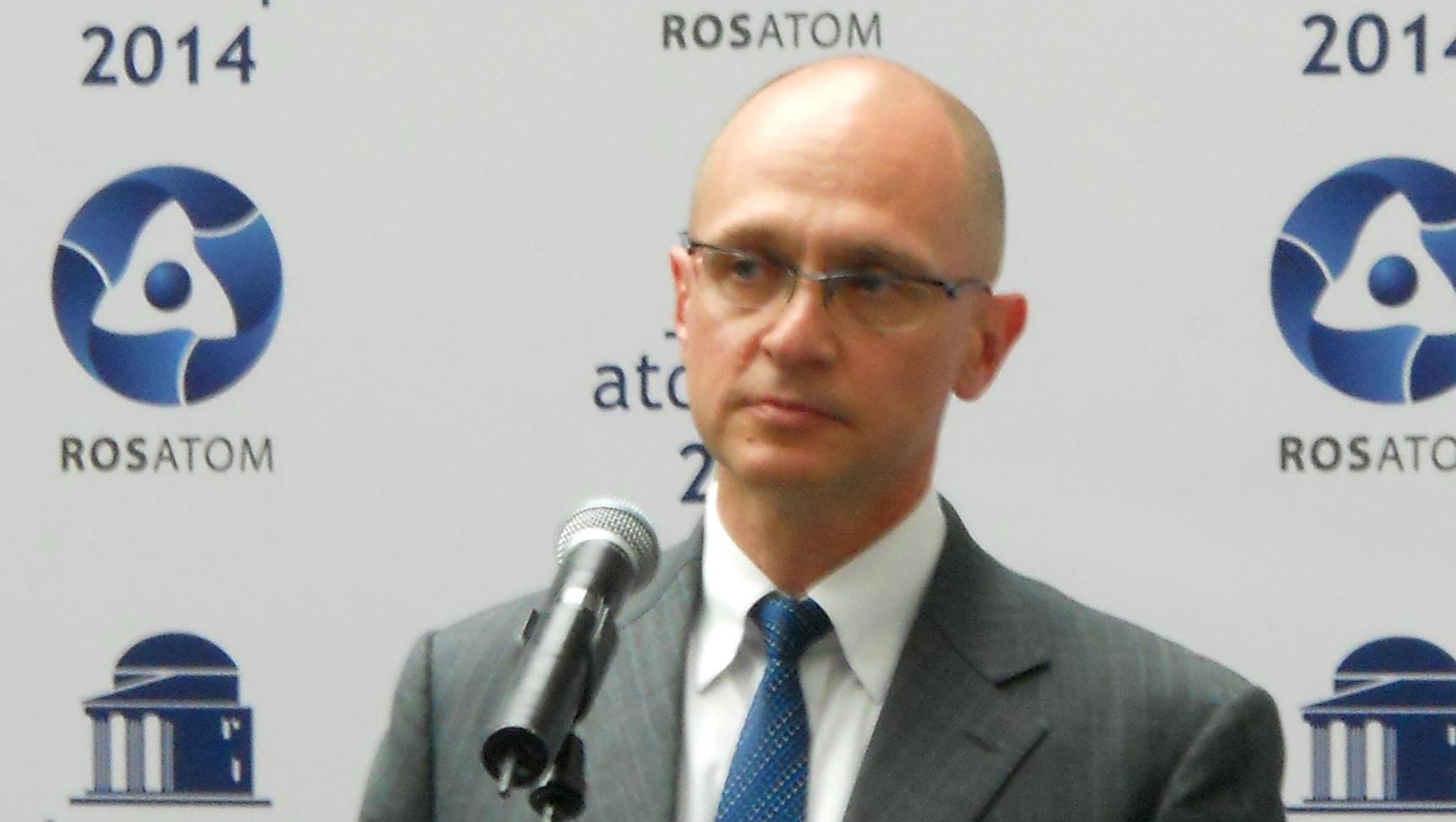 Pravda.sk – Šéf Rosatomu Kirijenko: Sme trpezliví