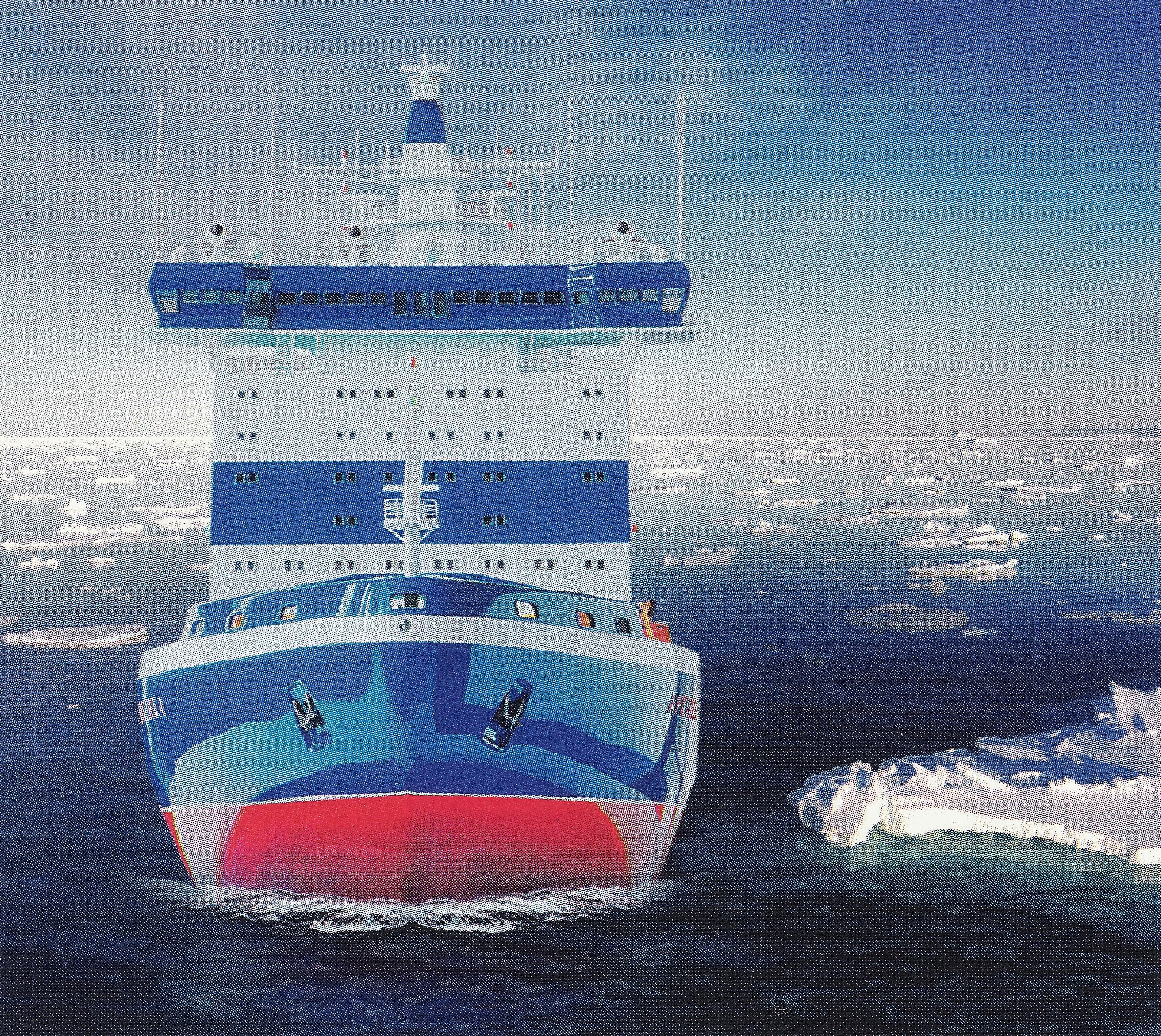 Nové ruské atomové ledoborce budou doprovázet lodě přes Arktidu od roku 2017