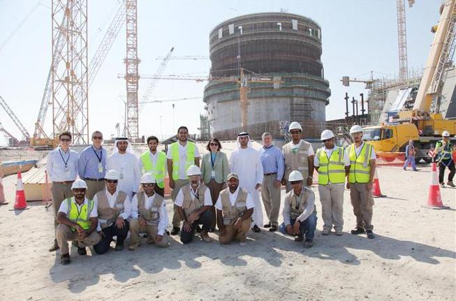 Ve Spojených arabských emirátech roste podpora jádra veřejností