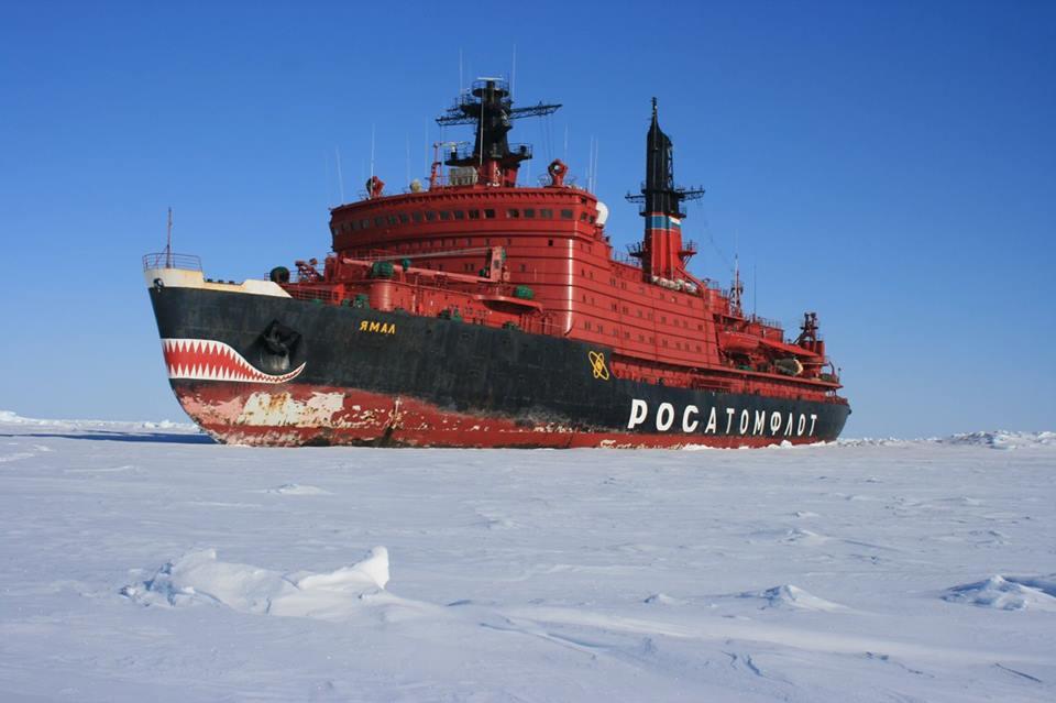 Rusko provádí rozsáhlý seismický výzkum svých severních moří