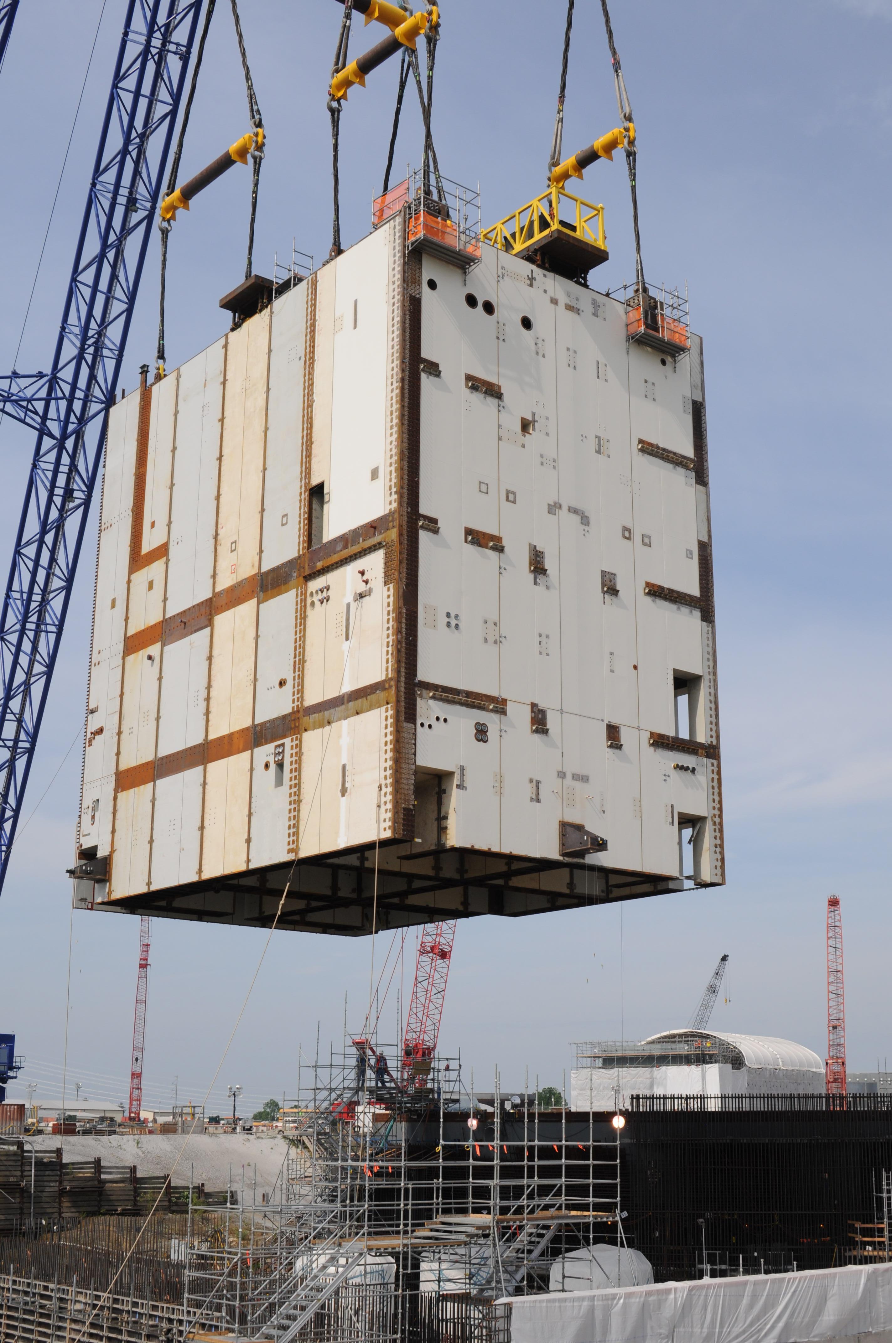Společnost SCE&G připravuje revizi harmonogramu výstavby V. C. Summer