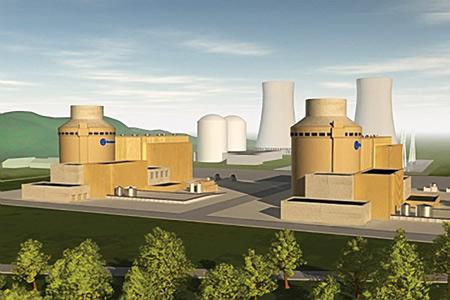 V čínském vnitrozemí má být postaveno 26 bloků s reaktory AP1000