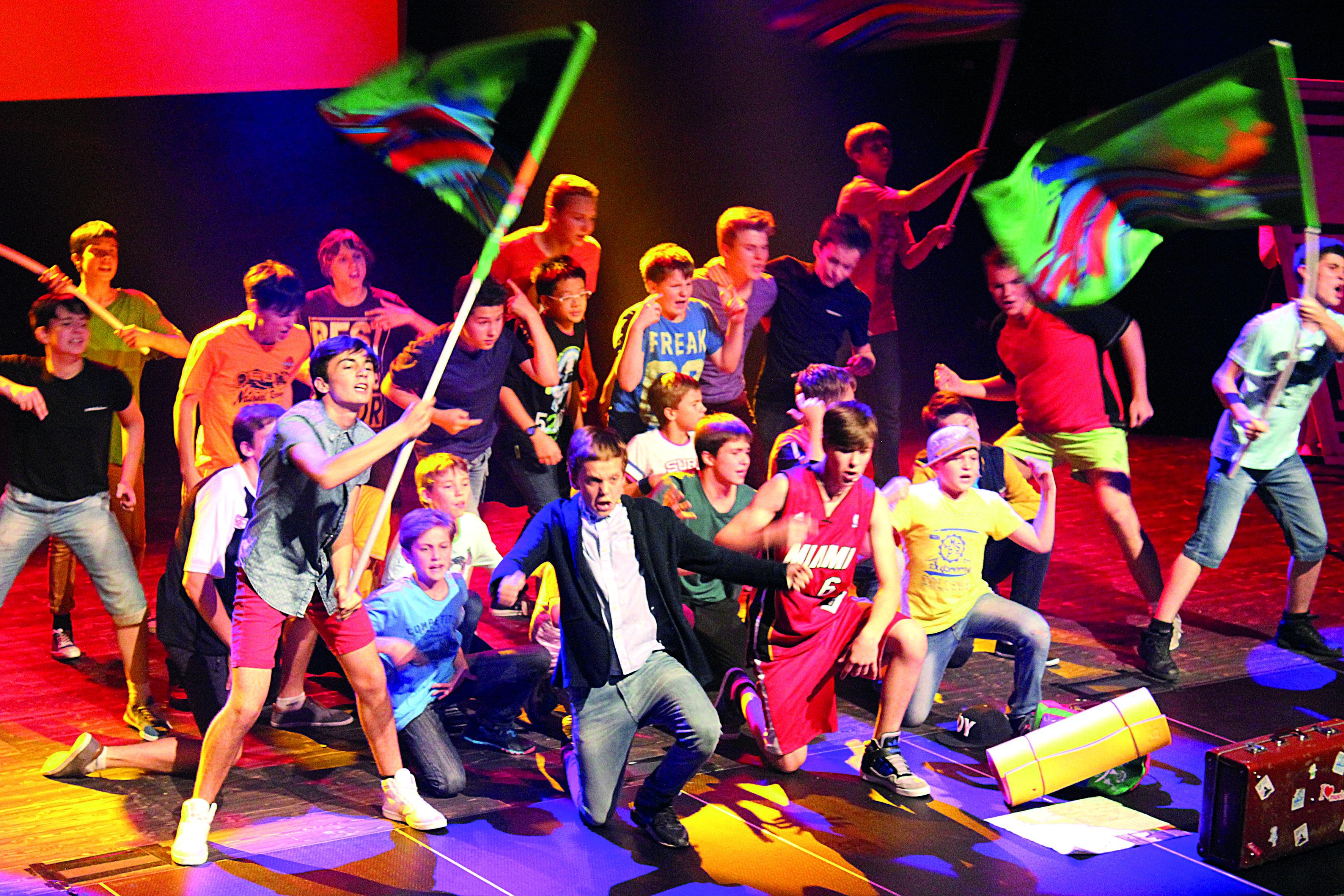 Brno hostilo mezinárodní hudební projekt Labyrinty dětství