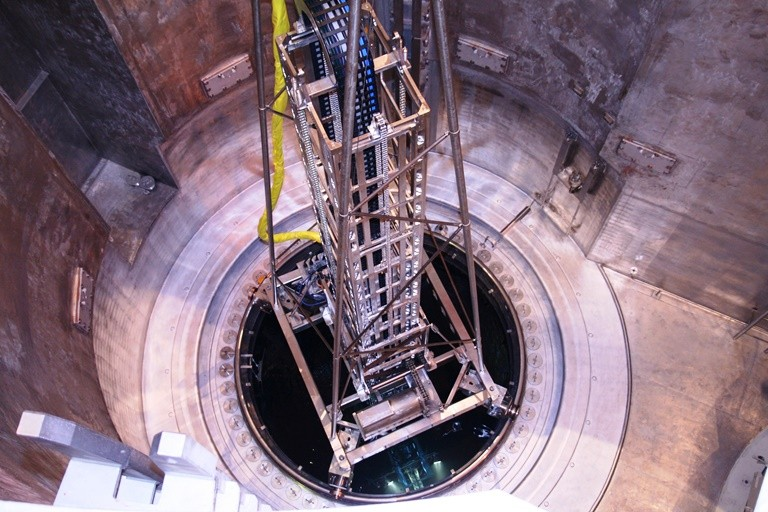 Potvrzena kvalita tlakové nádoby reaktoru prvního bloku JE Temelín