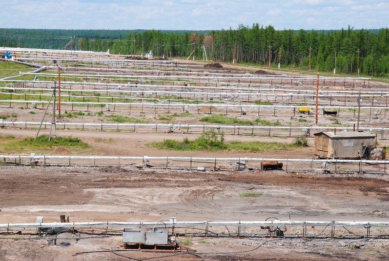 Těžba vruském dole Istočnoje začne vroce 2016