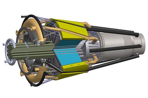 Rusko připravuje jaderně-elektrický kosmický motor