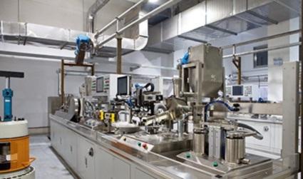 HTR fuel ball pressing equipment - 425 (Tsinghua University)