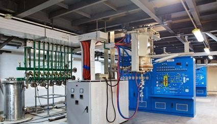 Montáž linky na výrobu paliva pro reaktor HTR-PM byla dokončena