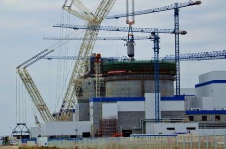 Čínské jaderné elektrárny Chaj-jang a Š'-tao-wan dosáhly dalších stavebních milníků