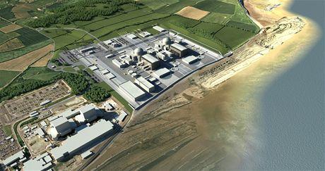 Brusel souhlasí s projektem nové jaderné elektrárny v Británii