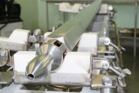 TVS-4 fuel assembly 460 (SCC)