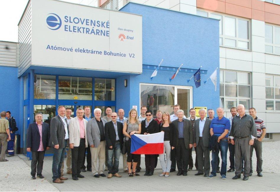 OBK sbírala zkušenosti s prodlužováním licence reaktorům VVER-440 v Maďarsku a na Slovensku