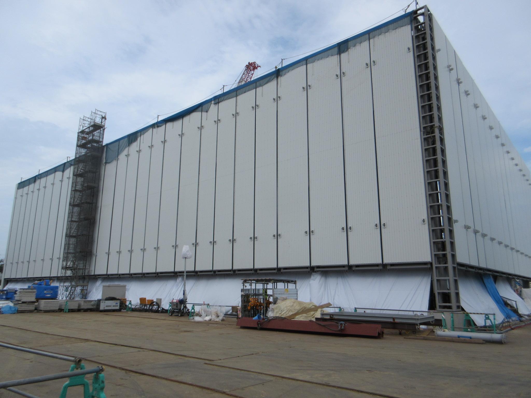 TEPCO spouští další zařízení na dekontaminaci vody