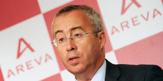 Šéf jaderné skupiny Areva odstoupí ze zdravotních důvodů