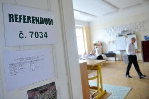 Závod na jaderné palivo lidé v Bystřici n.P. v referendu odmítli