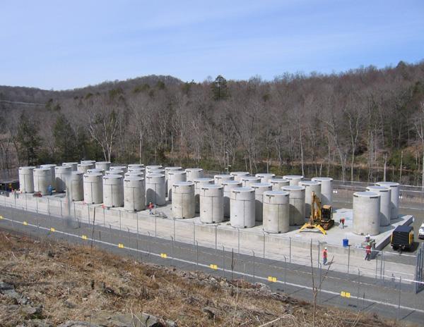 Nové americké předpisy o skladování použitého paliva budou přehododnoceny soudem