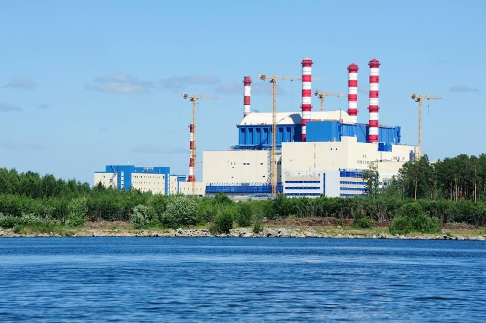 Jak vypadá elektrárna s nejnovějším rychlým reaktorem BN-800?