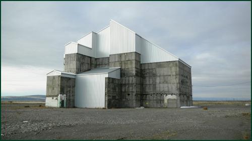 Zapečetěný reaktor F v Hanford Site byl podroben inspekci
