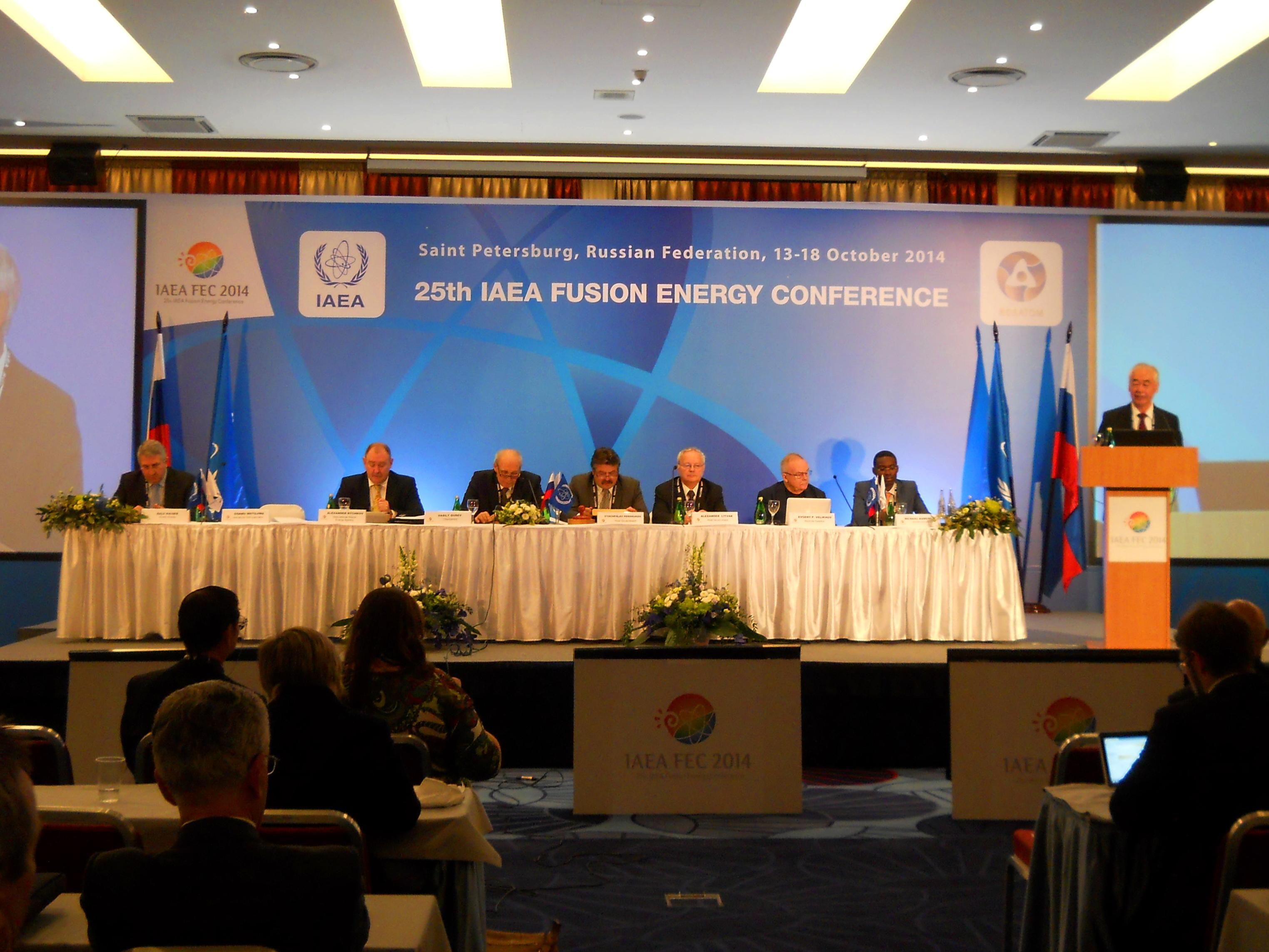 V Petrohradě probíhá mezinárodní konference o termojaderné fúzi