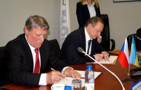 Energoatom rozšiřuje spolupráci se Škodou JS