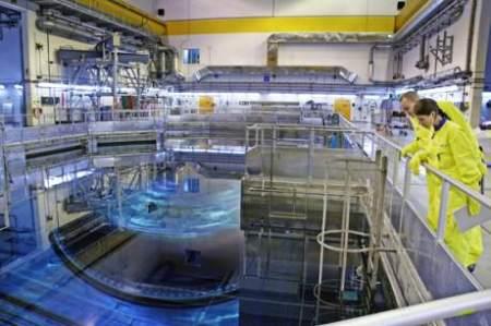 Forsmark 3 reactor hall 460