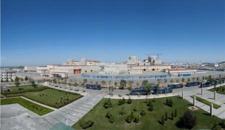 Hongyanghe plant - October 2014 - 460 (CGN)