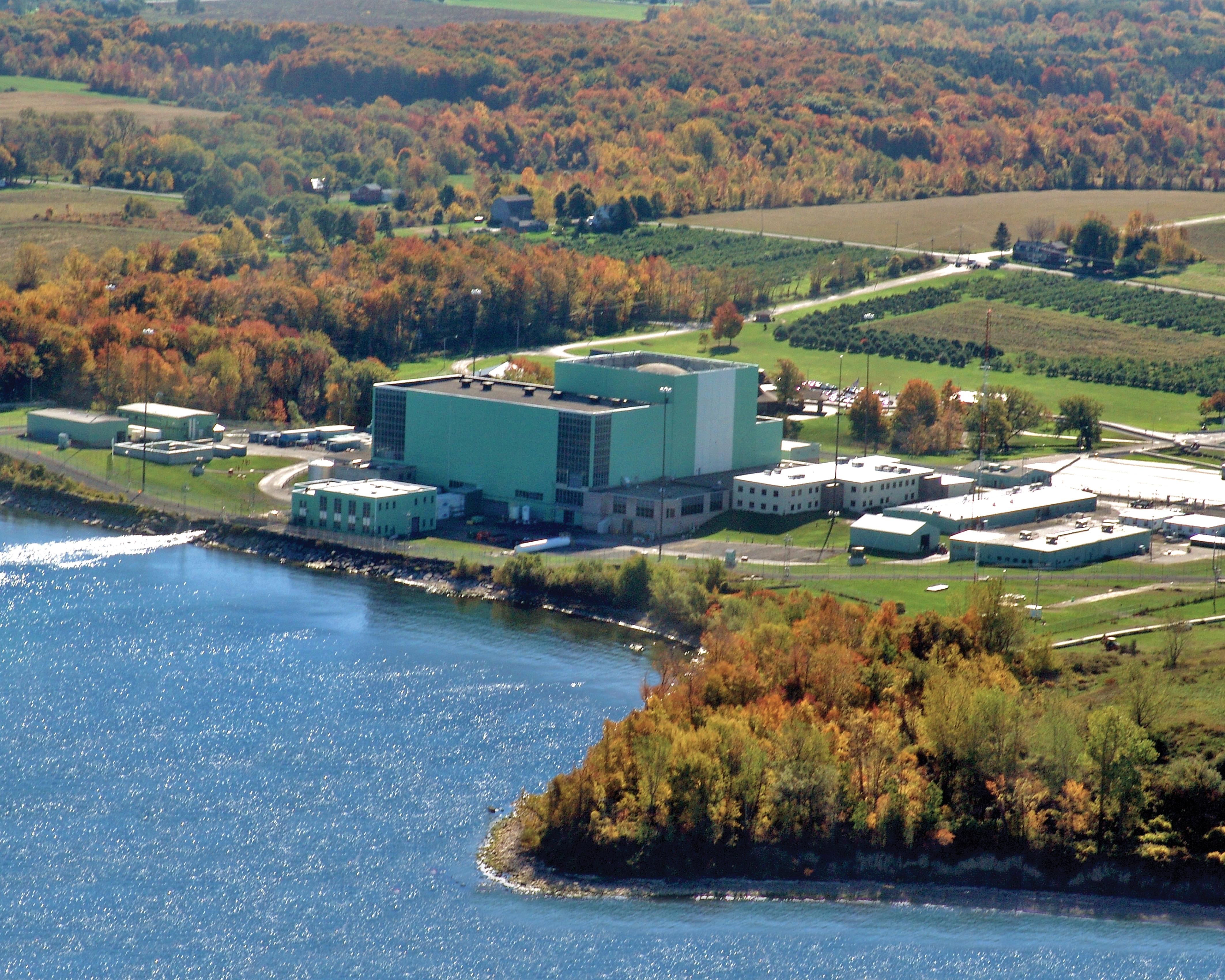 Americké jaderné elektrárně Ginna hrozí uzavření