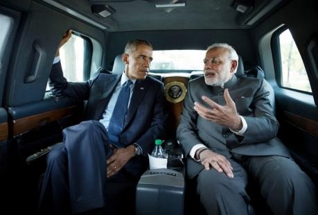 USA a Indie upevňují spolupráci v jaderné energetice a nešíření jaderných zbraní