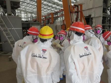 UK at Fukushima 460 (Tepco)