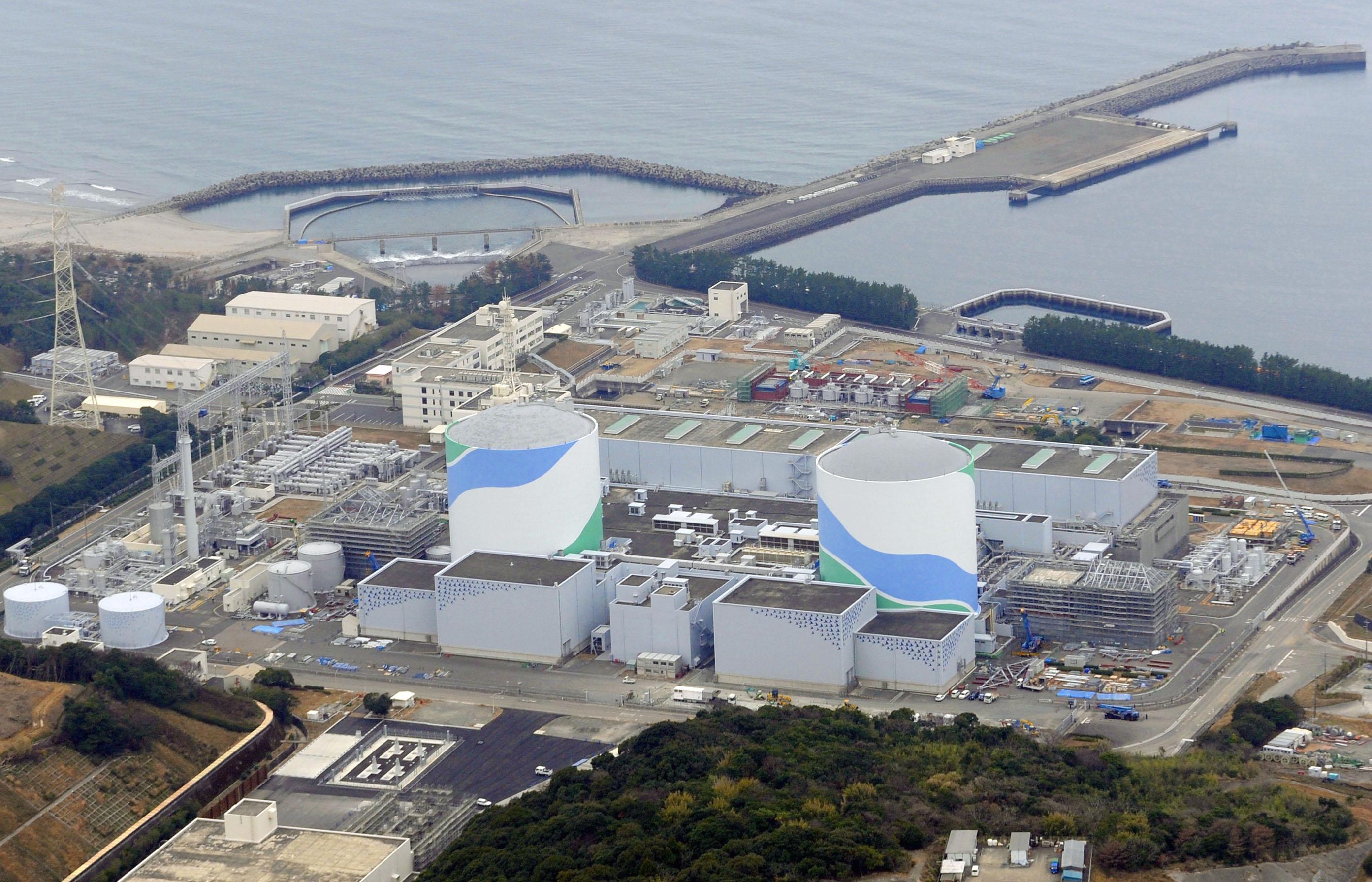 Město Sacumasendai podpořilo obnovení provozu JE Sendai