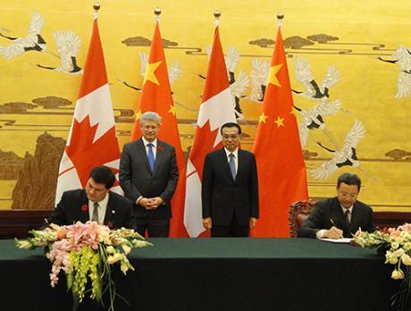 Kanada bude spolupracovat s Čínou při rozvoji reaktorů AFCR