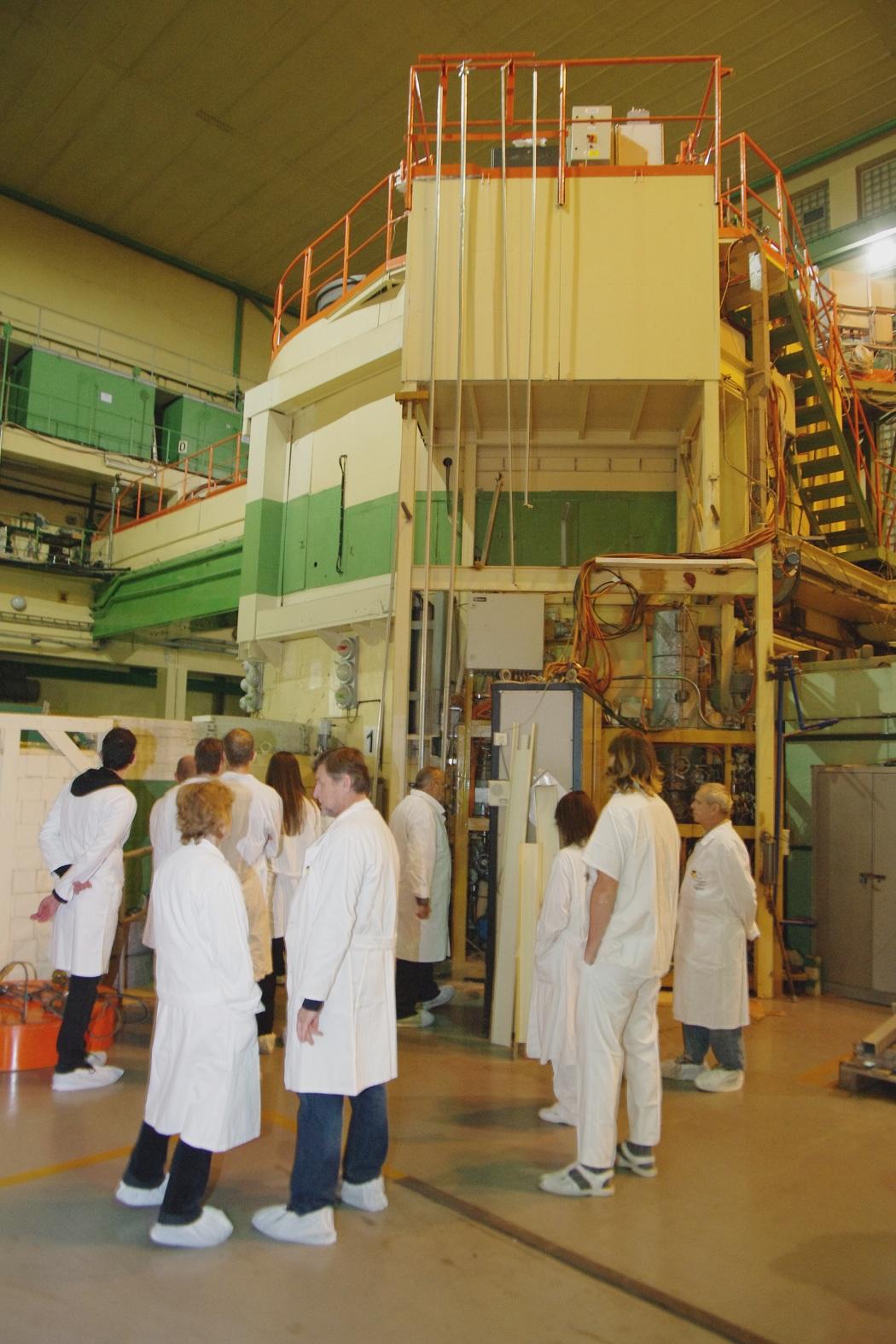 Na den otevřených dveří v Řeži za vědou a poznáním
