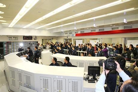 Blok Fang-ťia-šan-1 začal vyrábět elektřinu