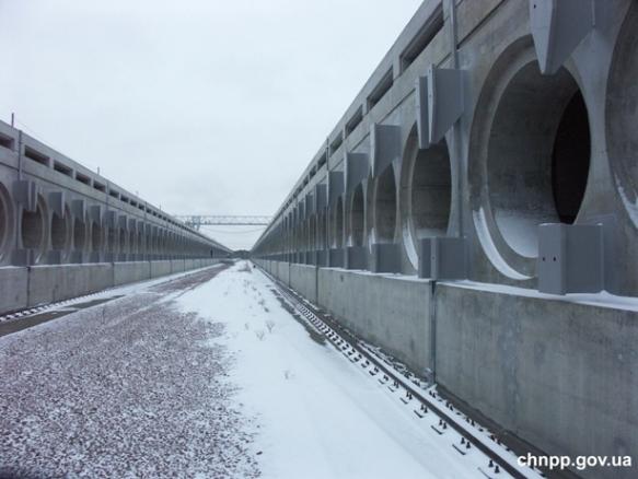 Pokrok projektů v Černobylu