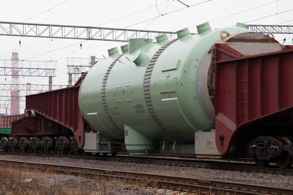 Stavba bloku Tchien-wan-3 postupuje
