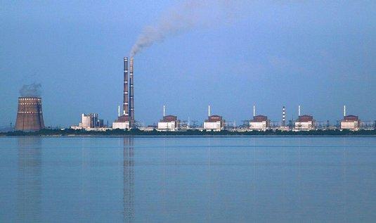 Jeden blok Zaporožské jaderné elektrárny se odpojil od sítě