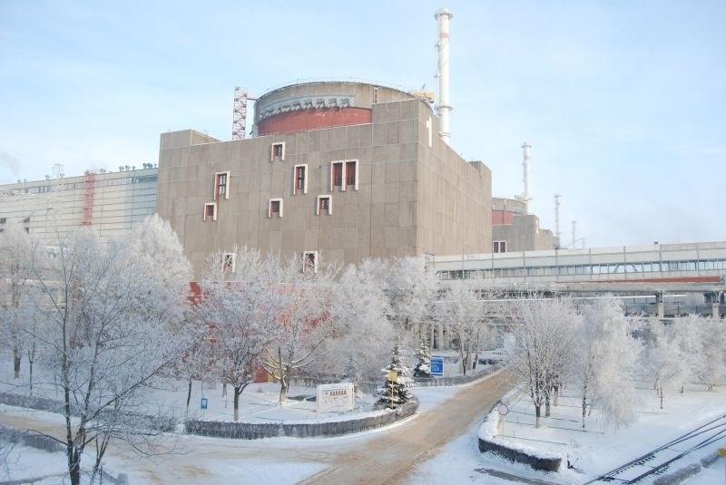 V Záporižské jaderné elektrárně na Ukrajině došlo k poruše tranformátoru