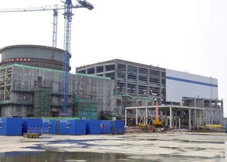Haiyang Unit 1 Conventional Island 201206