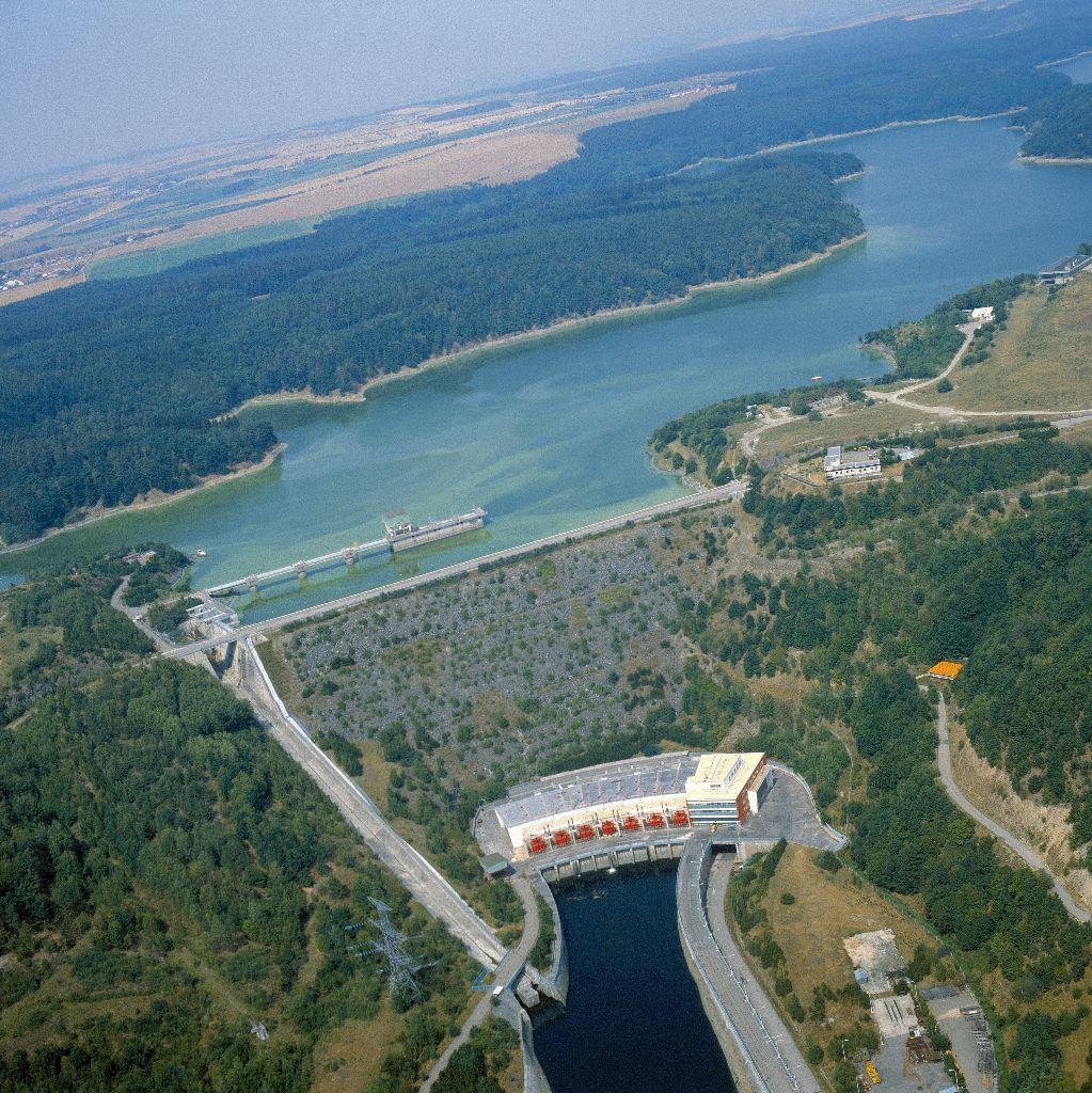Vodní elektrárna Dalešice překonala loňskou rekordní výrobu