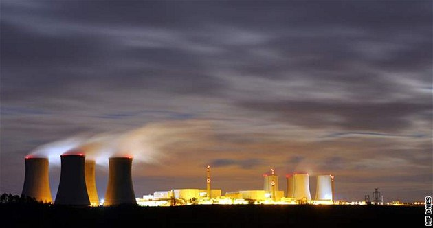 Dukovany letos plánují nižší výrobu proudu kvůli delší odstávce