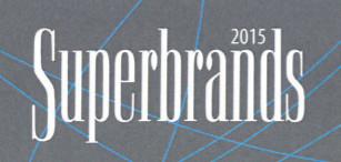 ABB ČR získala prestižní ocenění Czech Business Superbrands 2015