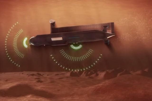 Vědci z NASA plánují průzkum Titanu pomocí jaderné ponorky