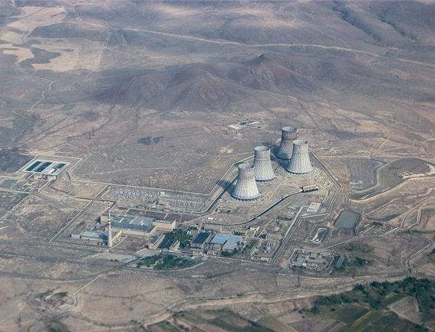 Arménie plánuje do roku 2027 spustit nový jaderný blok