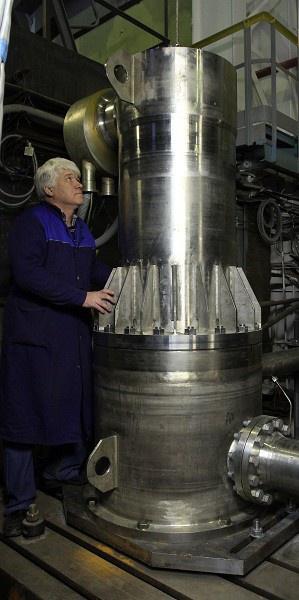 Společnost Atomenergomaš rozpracovala návrh čerpadla pro ruský vesmírný průmysl