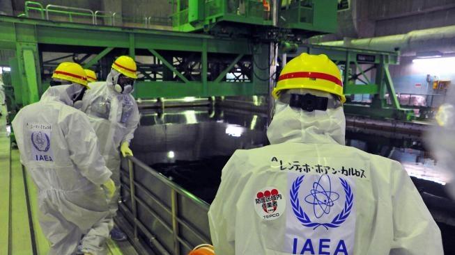 Odborníci MAAE opět na kontrole ve Fukušimě
