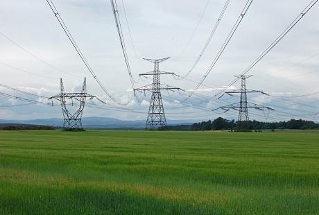 Německo dá 300 milionů eur do elektrických sítí na východě země