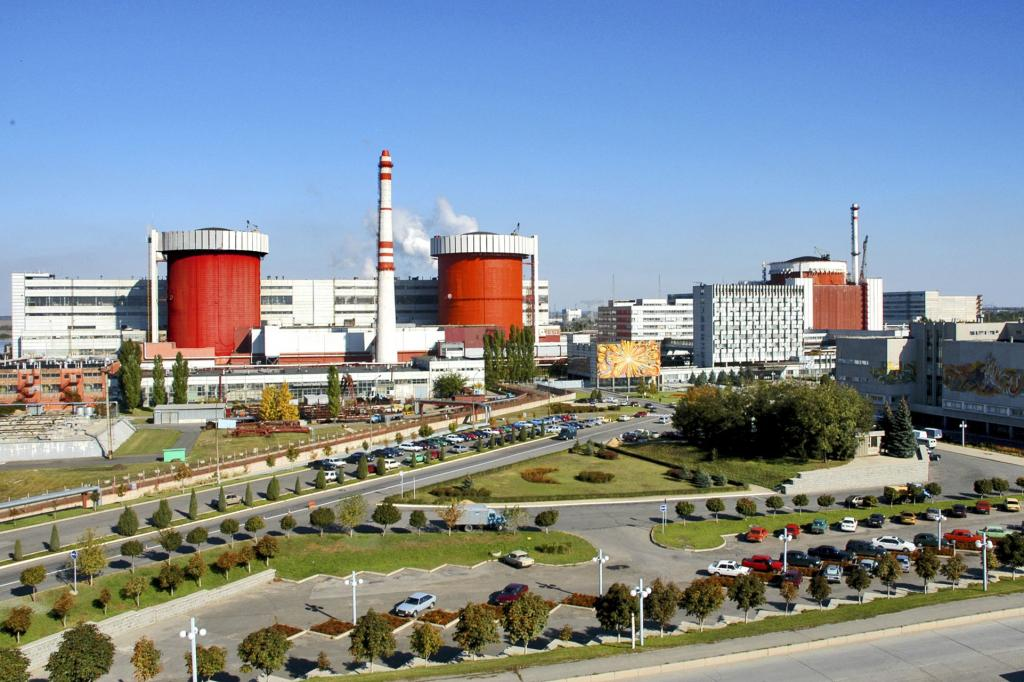 Na Ukrajině pokračují testy jaderného paliva od společnosti Westinghouse